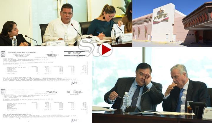 Piden comparecencia a directores por tema de casino