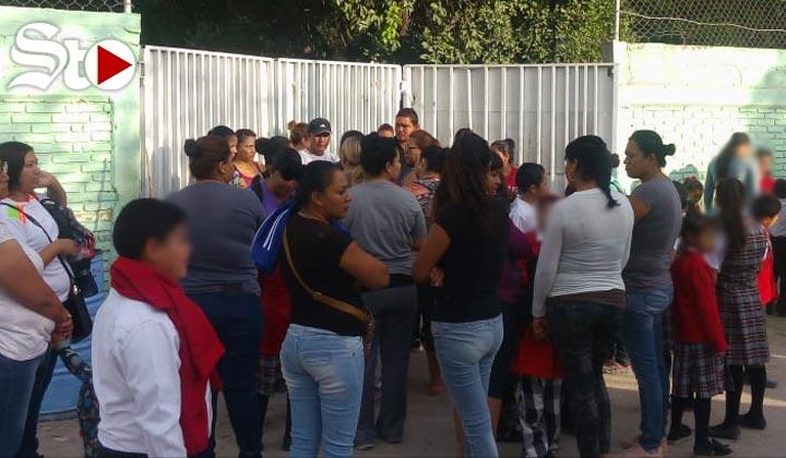 Denuncian presunto abuso  en primaria de Chapala