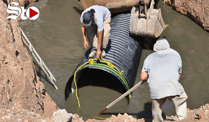 Empresarios se integran a diagnóstico de drenaje en Torreón