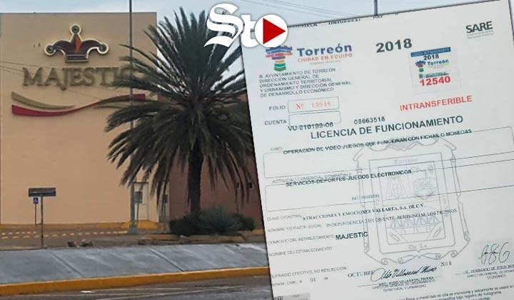 Aumentan las dudas por licencia a casino de Torreón