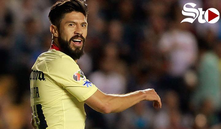 Oribe Peralta, cerca de los 500 partidos en Primera División