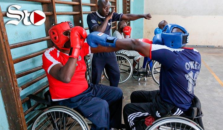 Paraboxeo anhela competir en los Juegos Paralímpicos