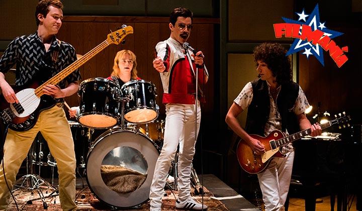 'Bohemian Rhapsody': El filme de la leyenda del rock