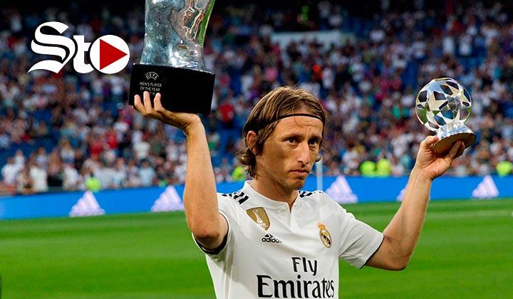 IFFHS declara a Modric el mejor jugador del año