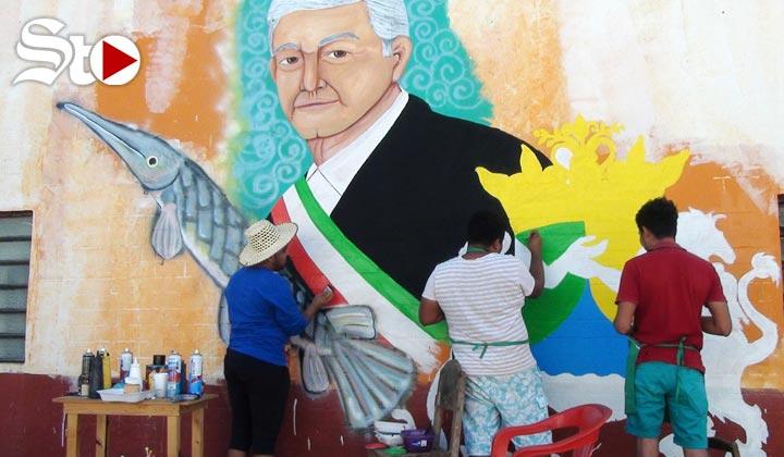 Tepetitán: el pueblo vio nacer a AMLO