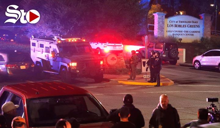 Tiroteo deja más de 10 muertos en bar de California