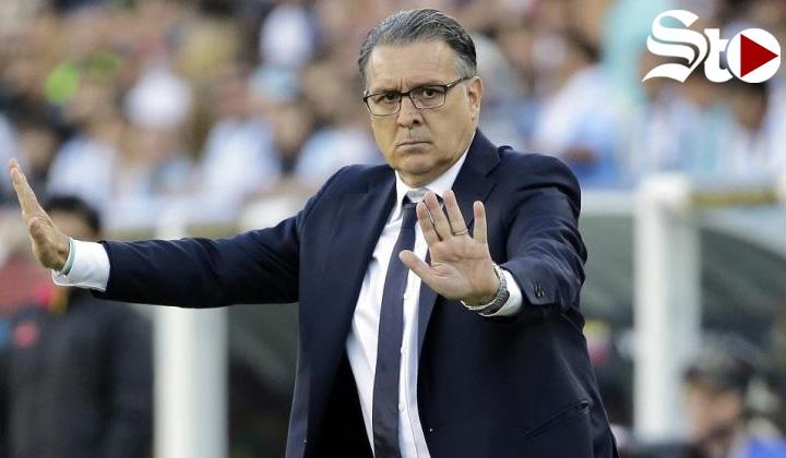 'Tata' Martino debutará hasta el mes de marzo