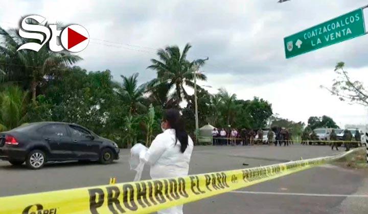 Seis muertos en Tabasco por robo de combustible