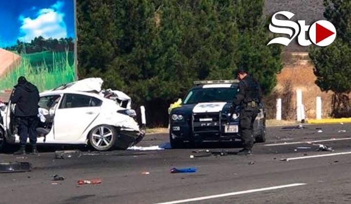 Tras persecución recuperan camioneta robada en Torreón