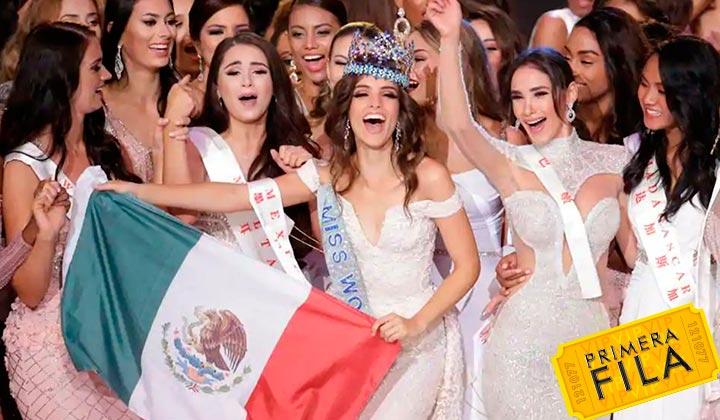 Mexicana, la más bella del mundo