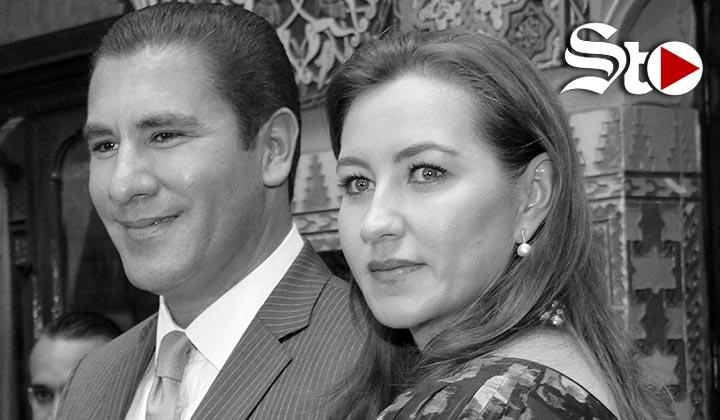 Entregan restos de Alonso y Moreno Valle; sepelio será privado