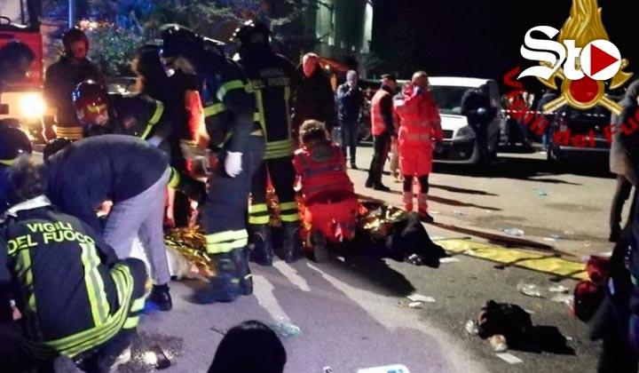 Tragedia en concierto; hay 5 menores muertos