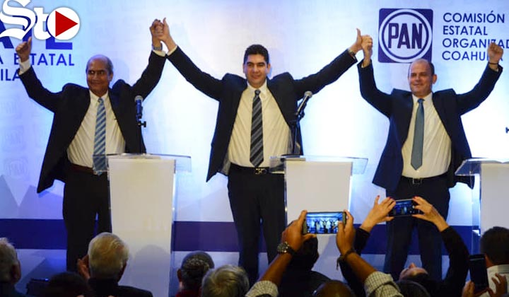 Buscan la dirigencia del PAN Coahuila