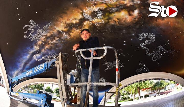 'Baja las estrellas' a la Plaza del Eco