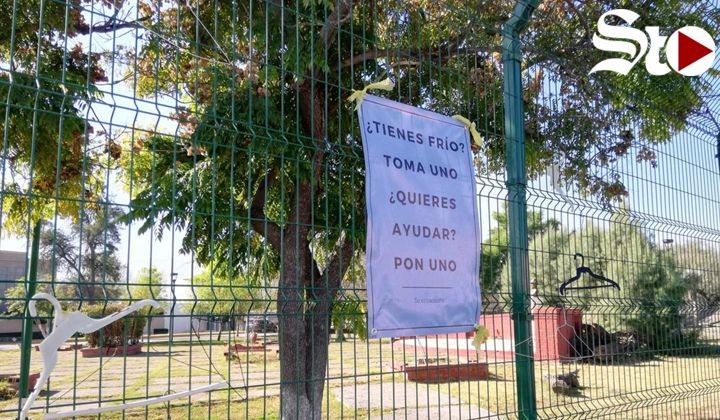 Regresan los percheros callejeros a Torreón