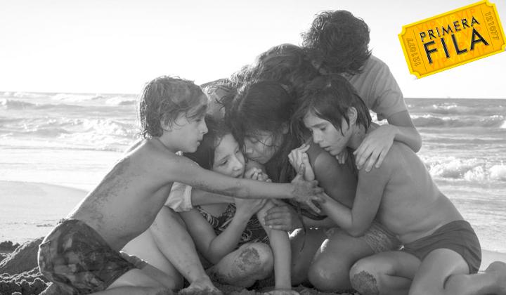 Va Roma de Alfonso Cuarón por tres Globos de Oro