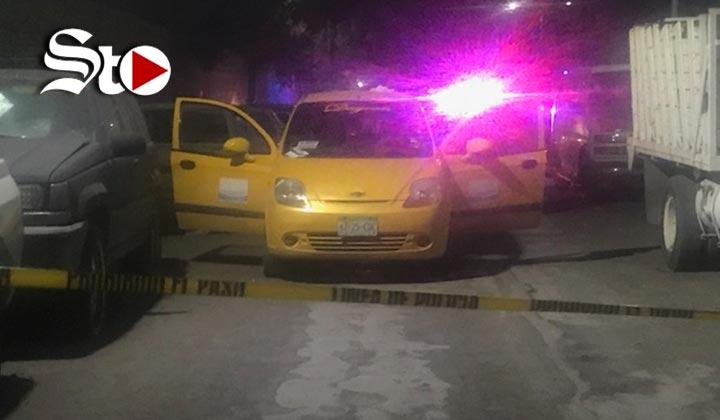 Matan a taxista en la colonia Abastos de Torreón