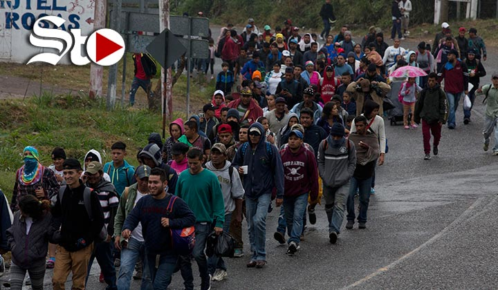 Cruzan a Guatemala 400 hondureños