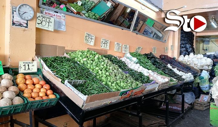 Sigue en ascenso precio de chiles frescos en La Laguna