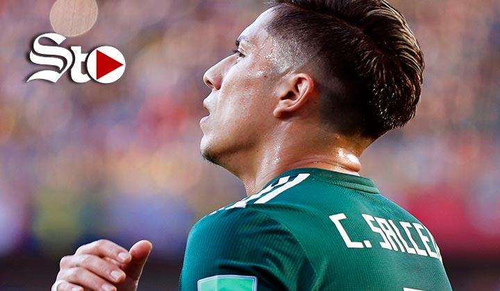 Salcedo volvería a México para jugar con Tigres