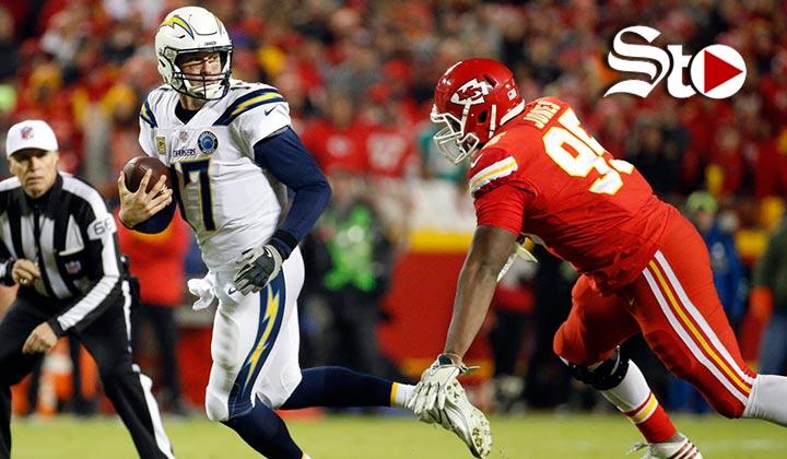 NFL anuncia partido Chiefs-Chargers en México para 2019