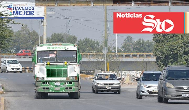 Durango desconoce plan de impedir rutas a Torreón