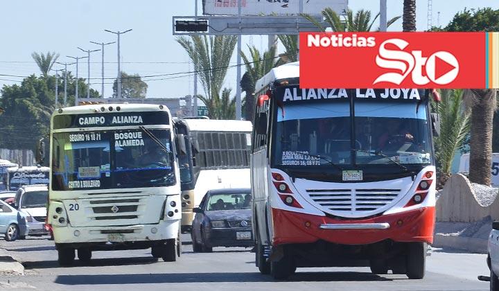 Zermeño justifica posible alza a tarifas al transporte