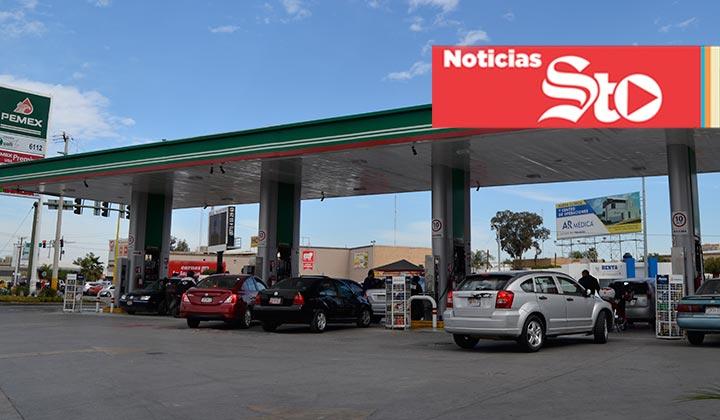 Compras de pánico generaría el desabasto de combustible