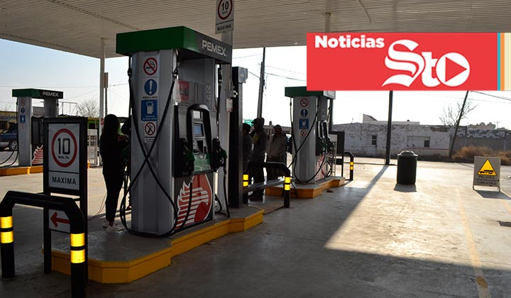 Estación en La Laguna se queda sin gasolina