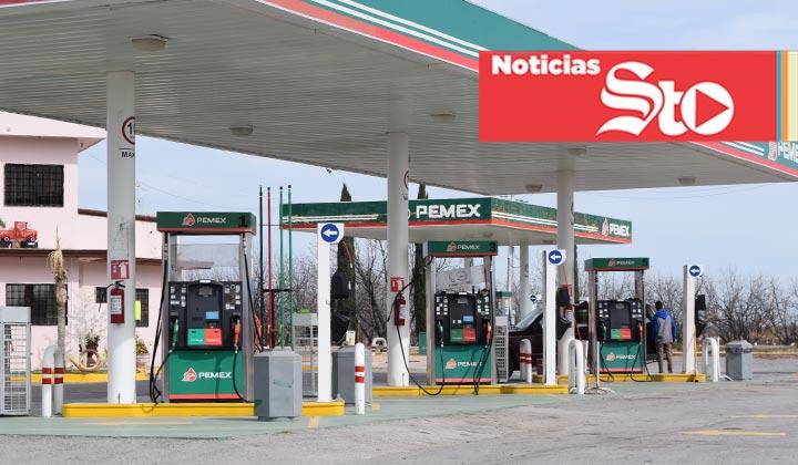 Gasolineras de La Laguna presentan escasez