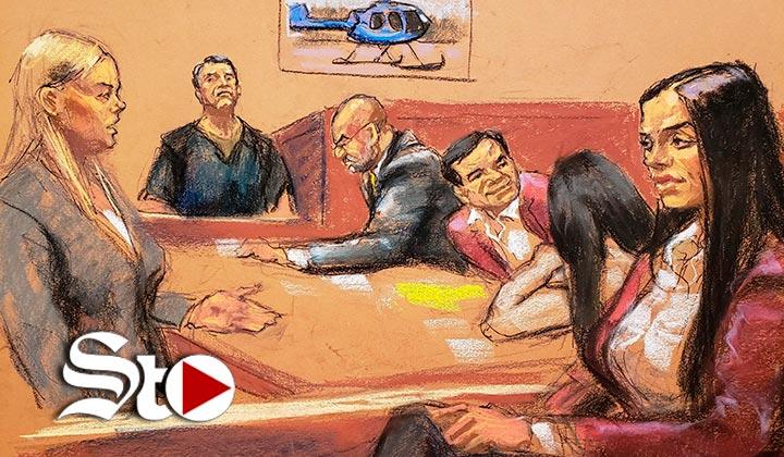 Emma Coronel coordinó fuga de 'El Chapo'