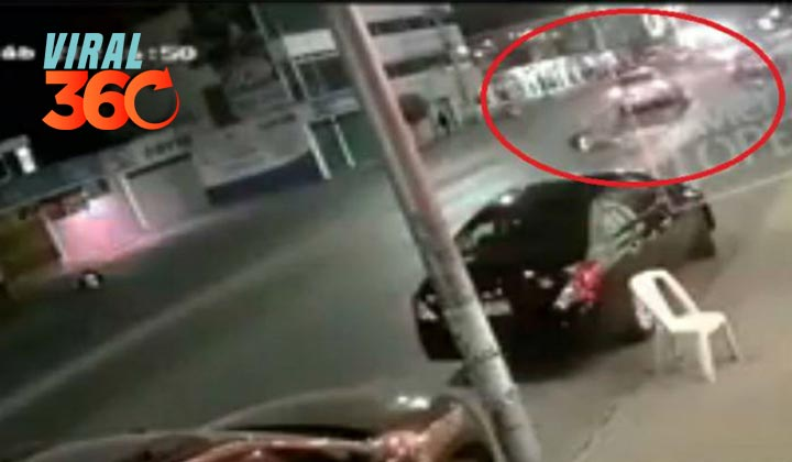 Funcionario de Puebla atropella a un hombre y huye