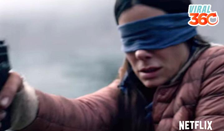 Netflix pide que no realicen el 'Bird Box Challenge'