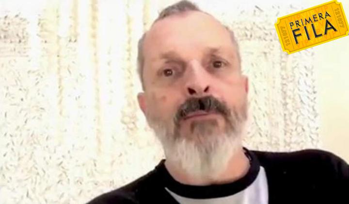 Preocupa aspecto físico de Miguel Bosé