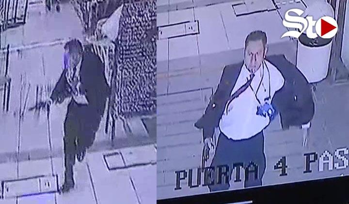 Hombre mata a su ex pareja en un mercado