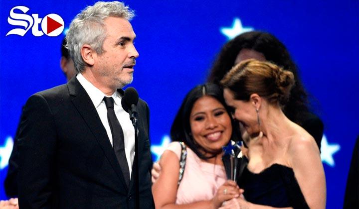 Roma sigue haciendo historia, ahora en los Critics' Choice Award
