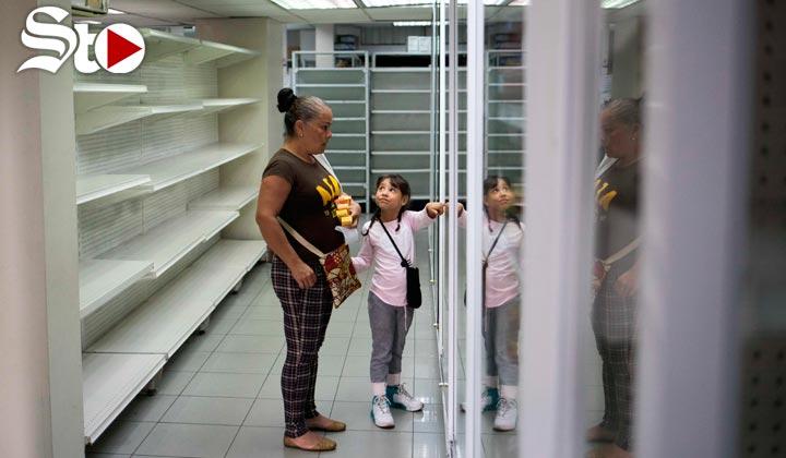Venezuela y México viven 'tiempos oscuros': HRW