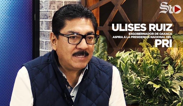 'Necesario 'refundar' al PRI, no 'refundirlo', Ulises Ruiz