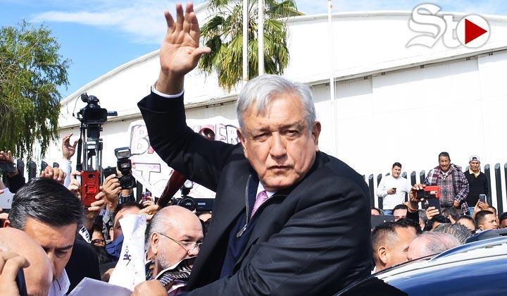 Mensaje de Año nuevo de Andrés Manuel López Obrador