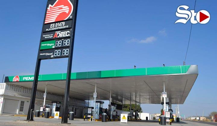 Existe desabasto de gasolina en comunidad de Gómez Palacio