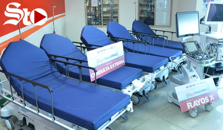 Invierten 100 mdp en Hospitales Generales de Coahuila