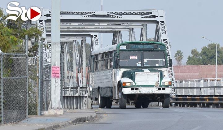 Rechazan cierre de rutas de Gómez-Lerdo al centro de Torreón