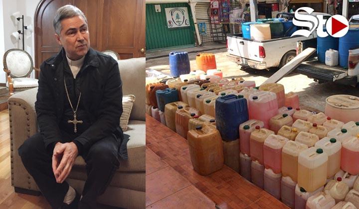 Obispo de Torreón apoya lucha contra huachicol