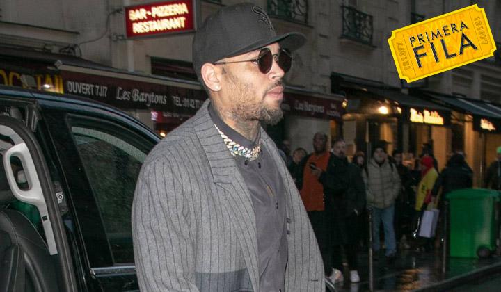 Chris Brown es arrestado tras ser acusado de violación