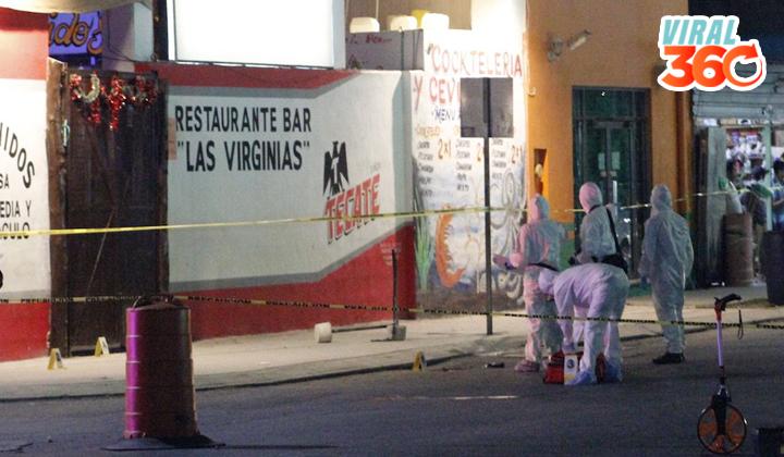 Balacera en bar de Playa del Carmen deja siete muertos