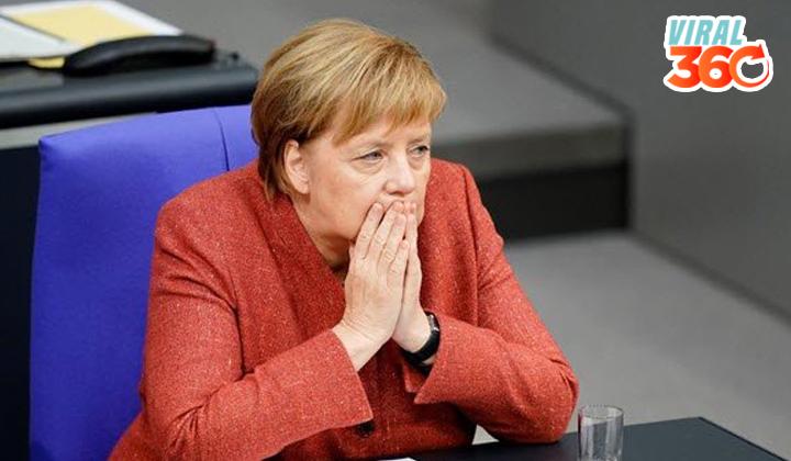 Ciberataque masivo contra Merkel y otras figuras públicas