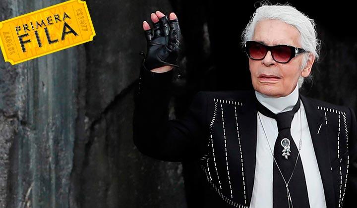 Muere Karl Lagerfeld, icónico diseñador de Chanel