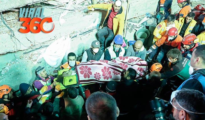 Prosiguen las tareas de rescate en Estambul