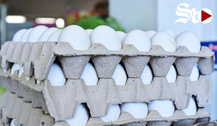 Sube precio del huevo en La Laguna
