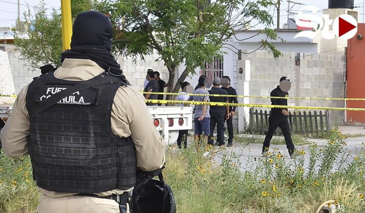Se elevan homicidios dolosos en Coahuila